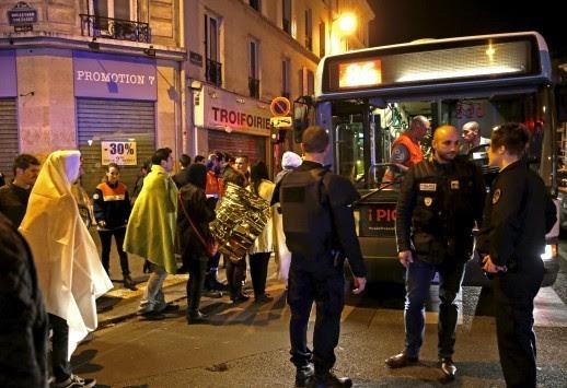 Live: Η μέρα που άλλαξε την Ευρώπη και τον κόσμο - Εκατόμβη νεκρών στη Γαλλία