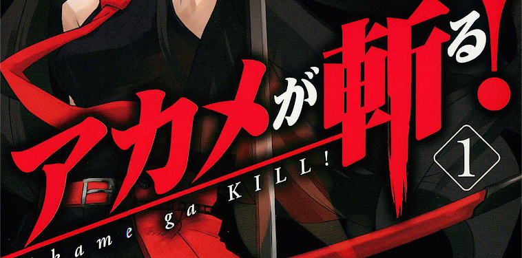 Akame Ga Kill Volumes