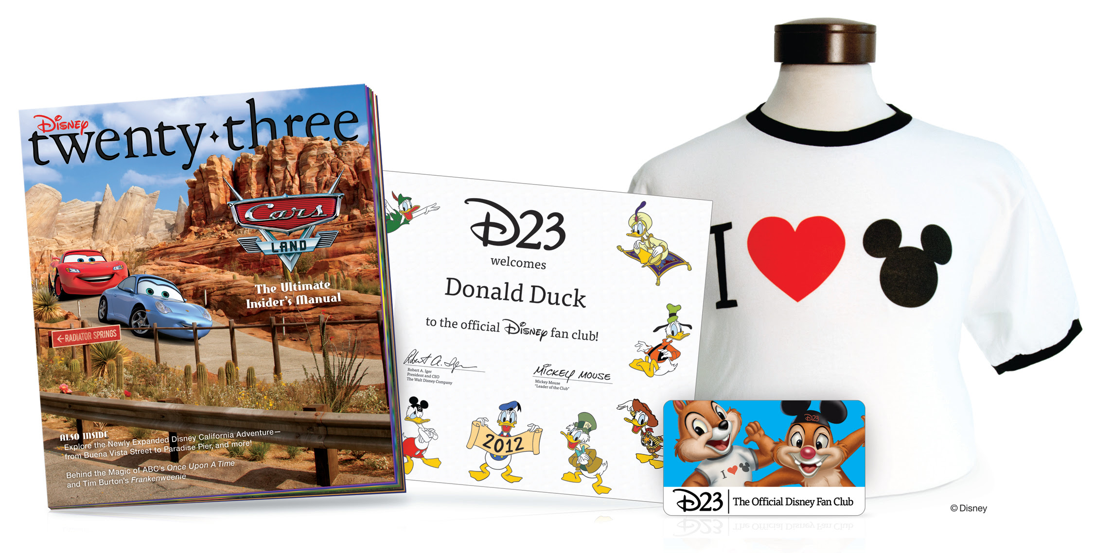 Grown Up Gifts D23 Official Disney Fan Club Membership