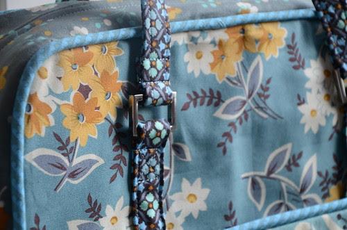 Weekender Bag by Poppyprint