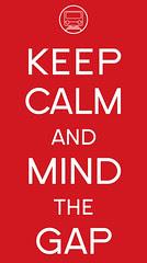 Keep Calm inspired by Breige Flynn