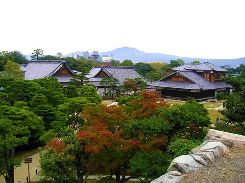 Nijo Castle (Kyoto, Japan)
