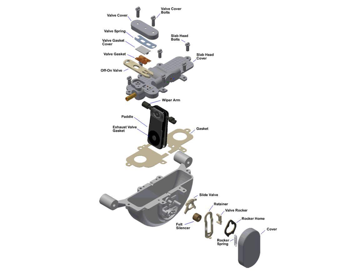 Wiring Diagram  35 Trico Vacuum Wiper Motor Diagram