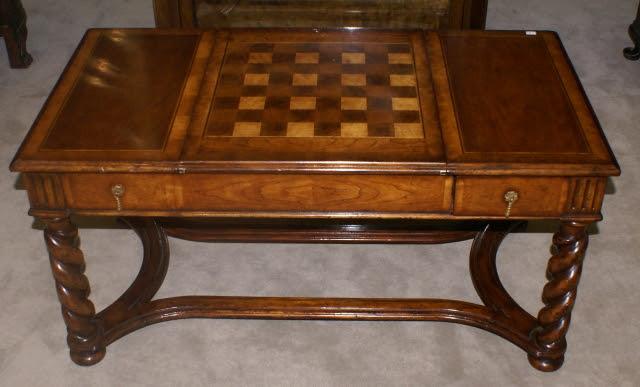 Jonathan Charles game coffee table