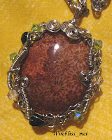 Entangled with the Wire Wrap Bezel