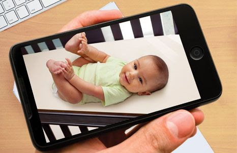 Peek™ Plus Internet Baby Monitor System