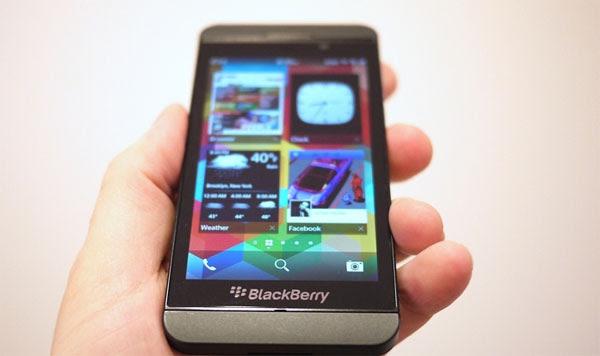 blackberry Z10 BlackBerry Z10 costs about $154 per unit