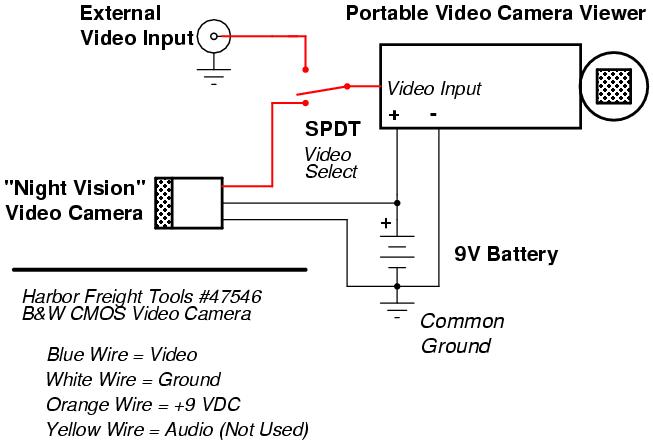bunker hill camera wire diagram image 3