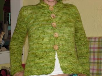 Sheryl's sweater