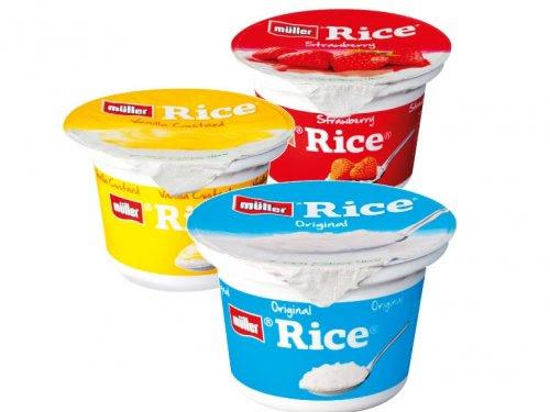 Muller Rice- 99p for 3 pots @ LIDL - HotUKDeals