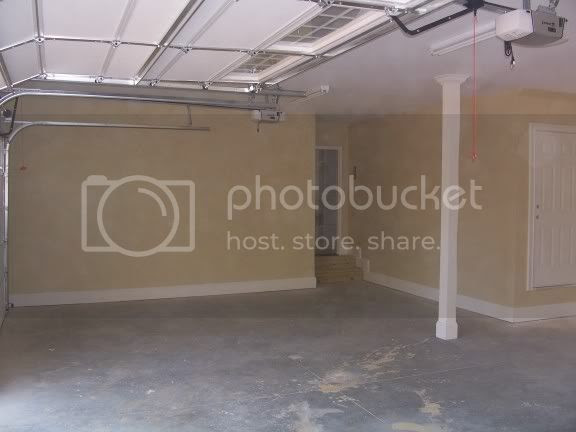 How did you paint your garage walls? - Building a Home Forum ...