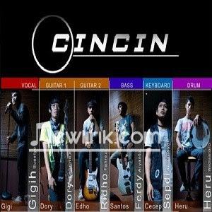Lirik Cincin Band - Dengarkan Sayang