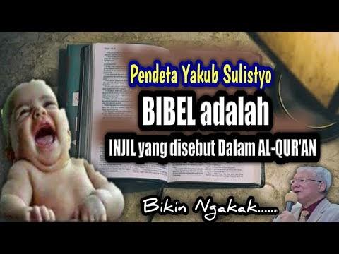 DALIL NGAWUR PENDETA ,BIBLE ADALAH INJIL YANG DI SEBUTKAN ...