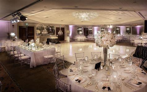Shutters on the Beach Ballroom Reception   Luxury