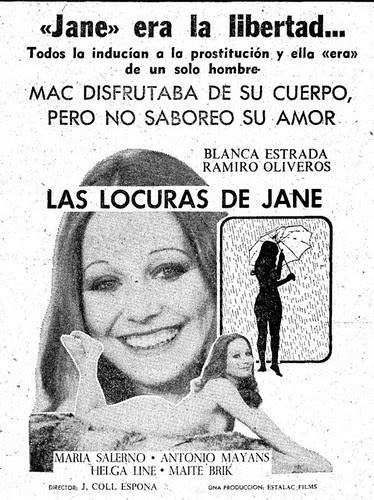 Las locura de Jane