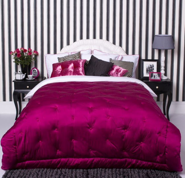 Black and White Bedroom Decorating Ideas | Room Decorating Ideas