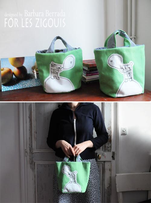sacs verts