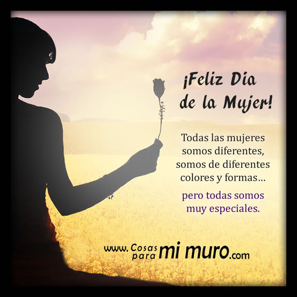 Feliz Dia De La Mujer Latest News Images And Photos Crypticimages