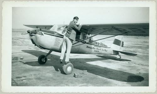Cessna model 140