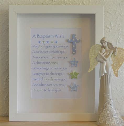 Naming Day Christening Cross Baby Baptism Personalised