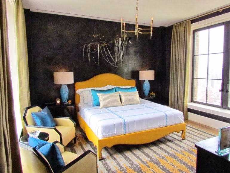 Bedrooms by Top Interior Designers: Jamie Drake - Master ...