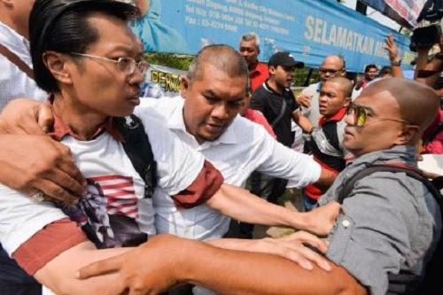 AMK desak polis tahan Jamal, Armand atas tuduhan jenayah
