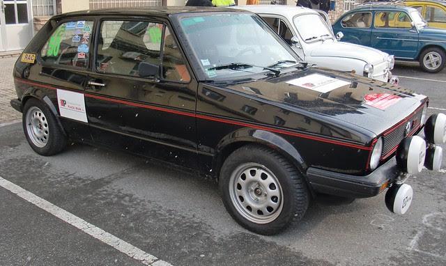 VW GOLF GTI MKI