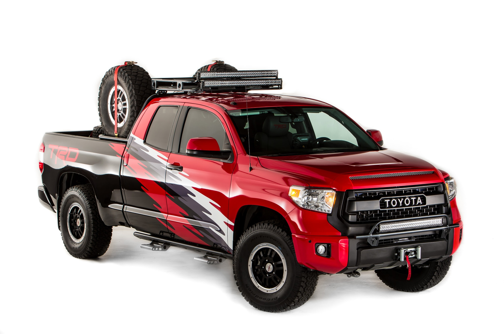 2015 Toyota 4Runner, Tacoma, Tundra TRD Pro Review ...