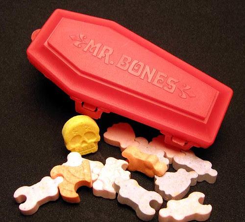 Mr. Bones Candy