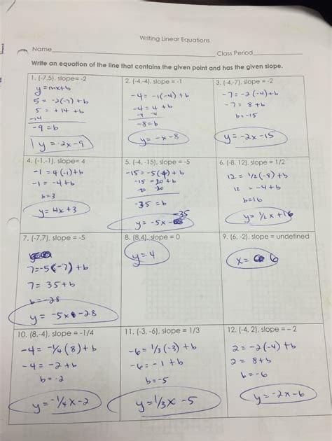Gina Wilson All Things Algebra 2015 Answer Key Pdf ...