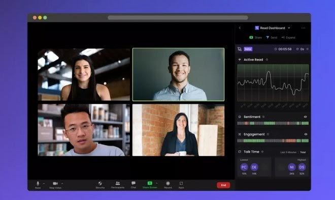 Инструмент Read AI для Zoom сообщит, когда вы наскучите другим участникам конференции