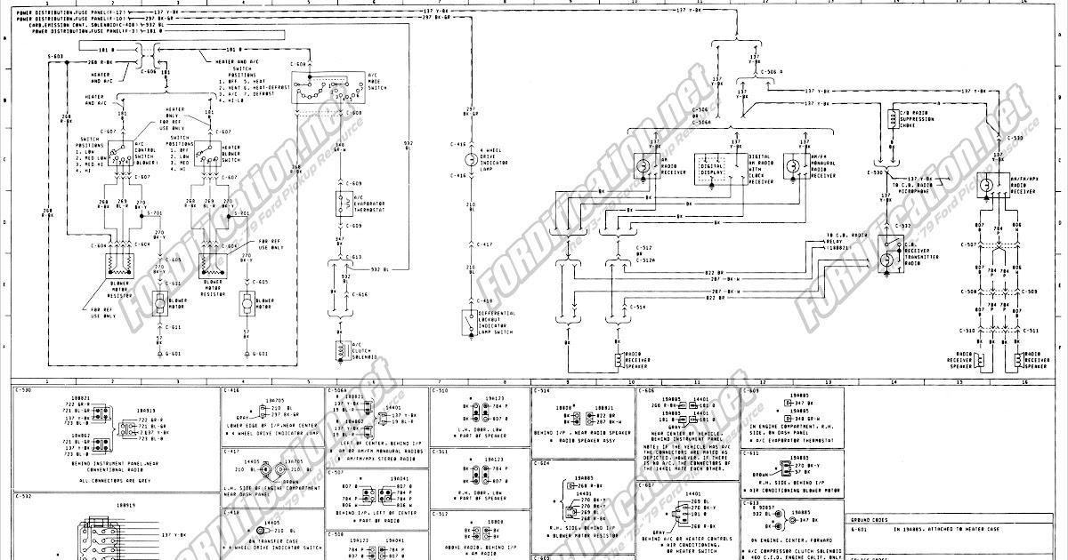 30 1979 ford f150 wiring diagram