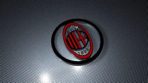 Ac Milan 3D Logo Wallpapers #11859 Wallpaper   WallDiskPaper