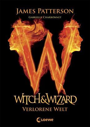 Witch & Wizard – Verlorene Welt