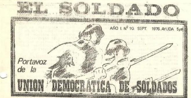 El soldado, el órgano de expresión de la Unión Democrática de Soldados.