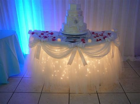 26 best images about Table Skirt on Pinterest   Gorgeous