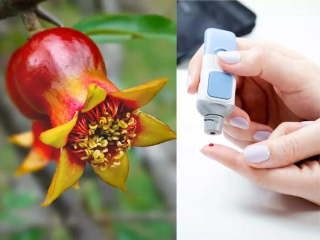डायबिटीज के मरीजों के लिए वरदान है अनार का फूल, इन बीमारियों को भी करता है छूमंतर