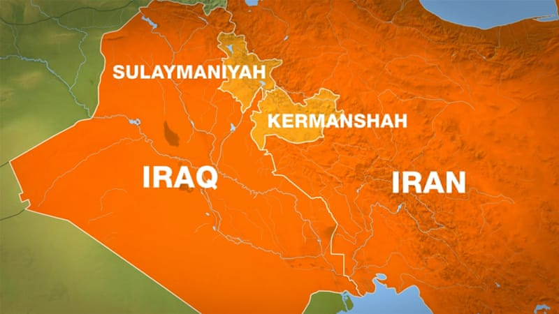 Dozens die in Iran after quake hits near Iraqi border