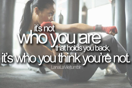 Fuelism 901 Its Not Who You Are That Holds You Back Its Who You