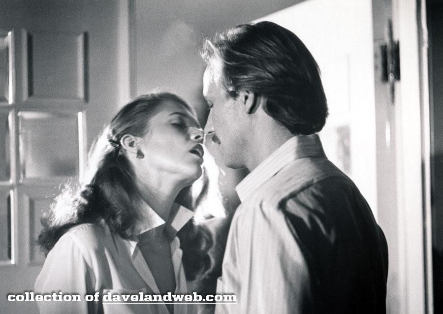 Kathleen Turner and William Hurt Body Heat photo