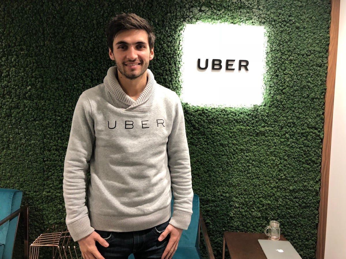 Uber Toussaint Wattinne