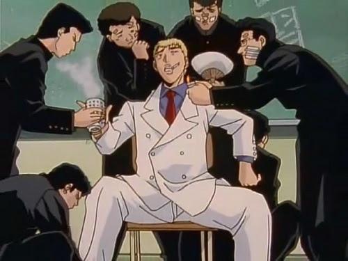 Great Teacher Onizuka, Eikichi Onizuka