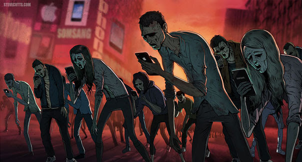 AD-Satirical-Illustrations-Show-Our-Addiction-To-Technology-10