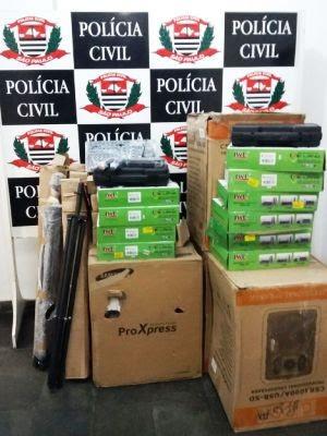 O suspeito acabou confessando o crime  (Foto: Divulgação/Polícia Civil)