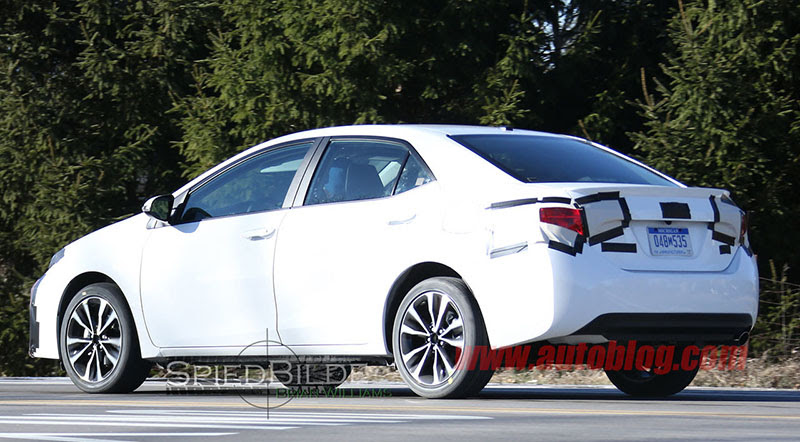 2021 new toyota avensis spy shots  car wallpaper