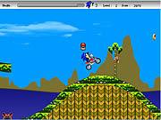 Jogar Sonic the hedgehogs moto Jogos