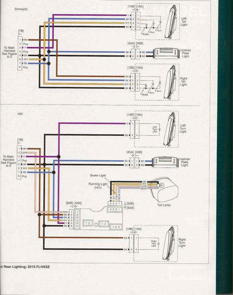30 Fresh Sportster Tail Light Wiring Diagram