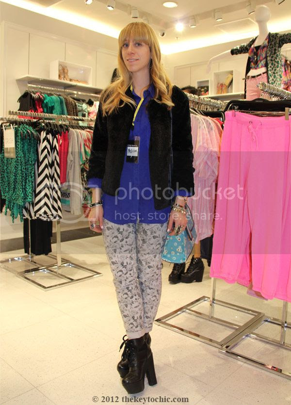 Forever 21 Santa Monica blogger preview