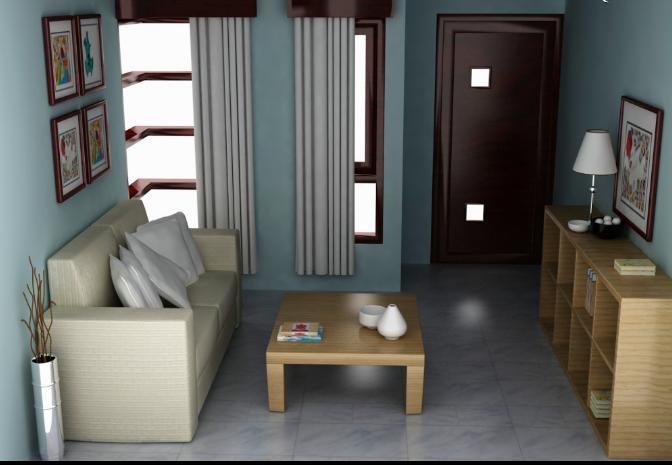 58 Gambar Desain Ruang Tamu Rumah Kecil Yang Bisa Anda Contoh Download