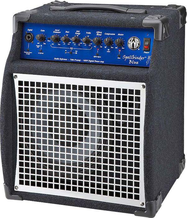 SWR SPELLBINDER - Bass Amps - Amplifiers - Guitars - Jim Laabs Music ...